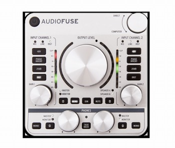 audiofuse - main