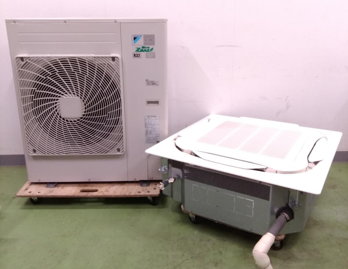 ダイキンの業務用エアコン