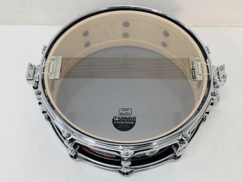 sonor prolite series red tribal 14×5 - back