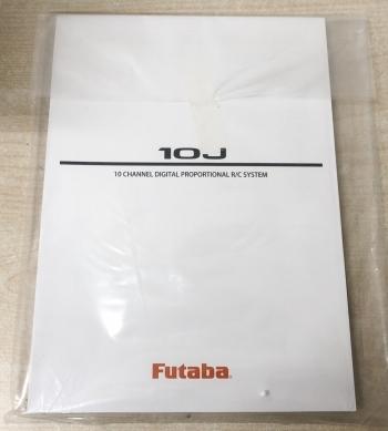 futaba 10j r3008sb - book
