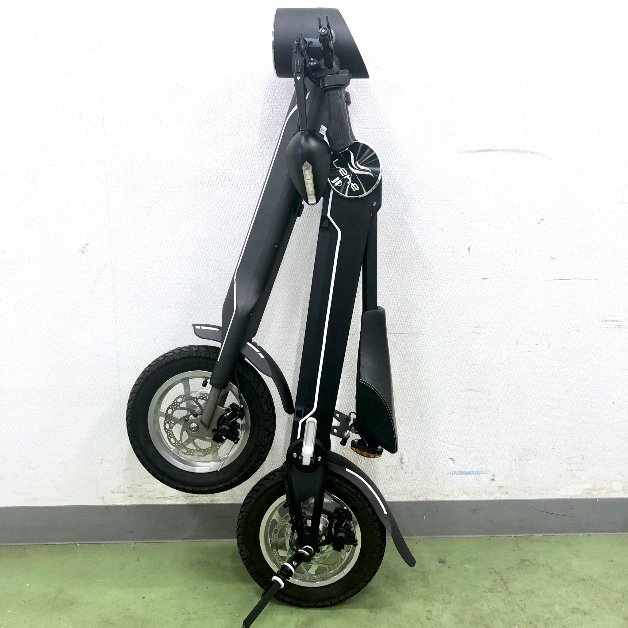 レへの電動バイク