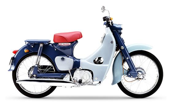 スーパーカブ(SUPER CUB C100型)