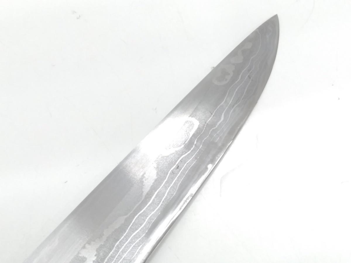 佐治武士のナイフ