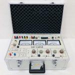 双興電気製作所の無歪み型位相特性試験装置
