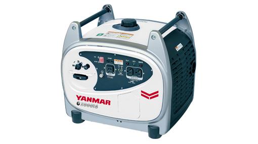 ヤンマーの発電機