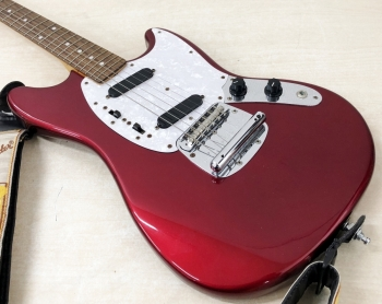 fender japan mustang car - body