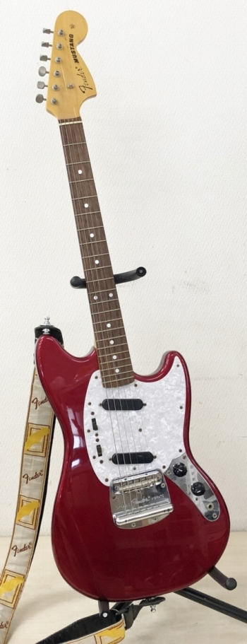 fender japan mustang car - main