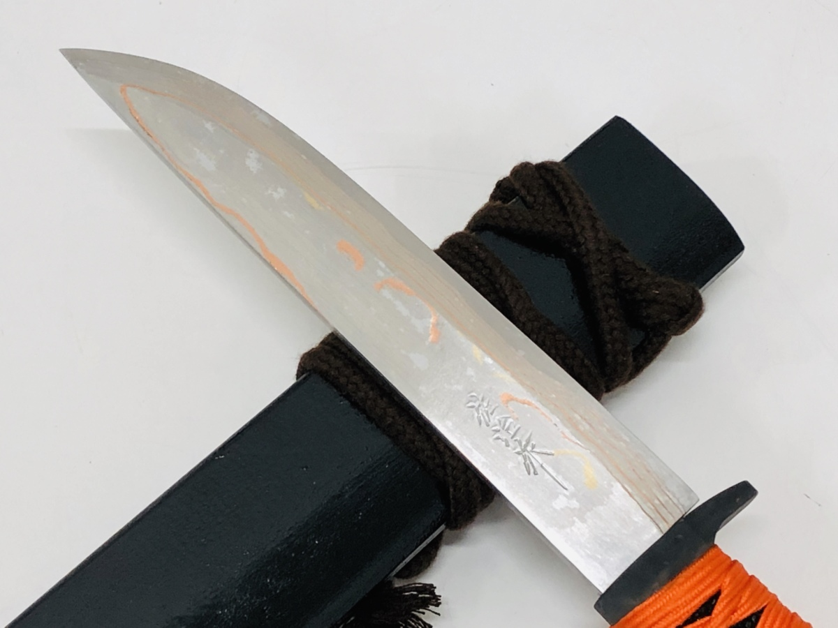 佐治武士の和式ナイフ