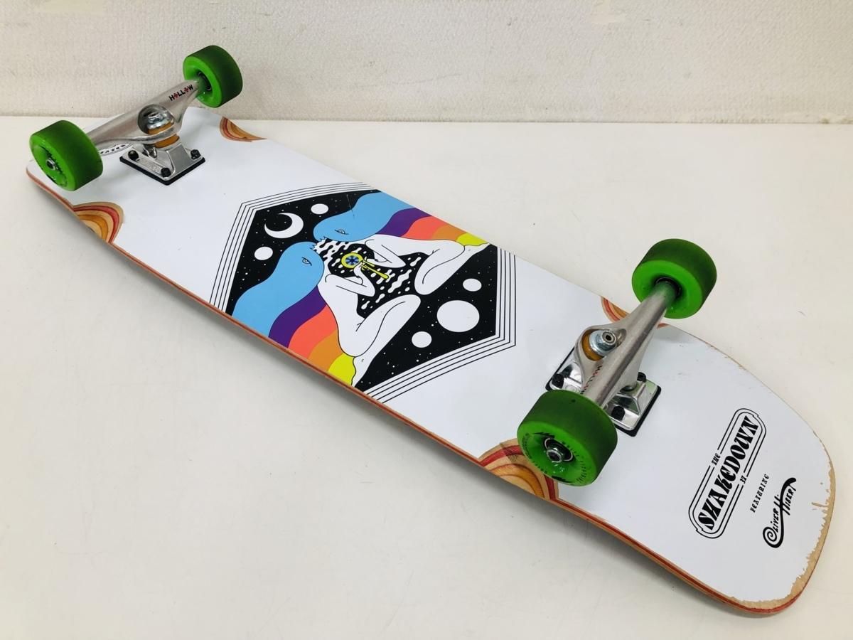 アーバーのスケートボード