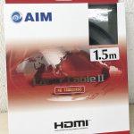 AIMのHDMIケーブル