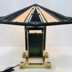 ヤマギワ フランクロイドライト テーブルランプ SUMAC 2