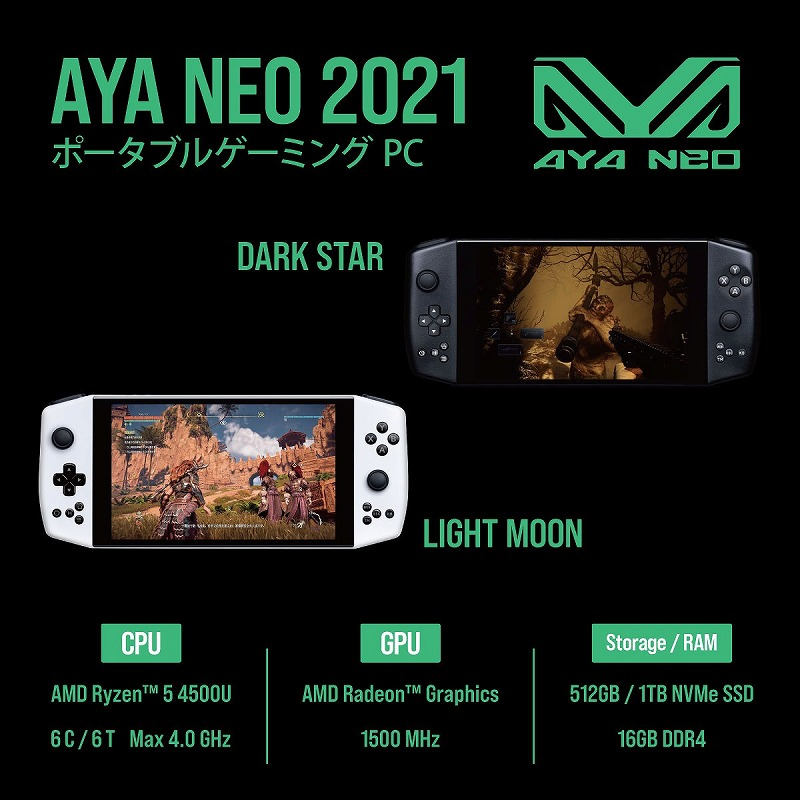 AYA NEO 2021